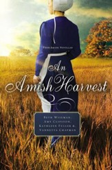 An Amish Harvest: Four Novellas - eBook