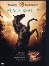 Black Beauty, DVD