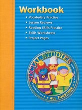 Scott Foresman Social Studies Grade 1 Student Workbook  - Slightly Imperfect