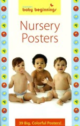Baby Beginnings Nursery Posters, 39