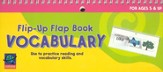 Flip-up Flap Book - Vocabulary