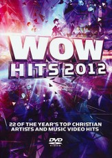 WOW Hits 2012, DVD
