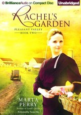 #2: Rachel's Garden Unabridged Audiobook on CD #2