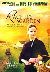 #2: Rachel's Garden Unabridged Audiobook on MP3-CD #2