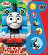 Thomas & Friends: It's A Great To Be An Engine Play-A-Song Book