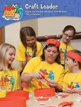 VBS 2016 Surf Shack: Catch the Wave of God's Amazing Love - Craft Leader