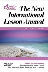 The New International Lesson Annual 2016-2017: September 2016 - August 2017 - eBook