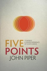 5 Points: Towards a Deeper Experience of God's Grace - eBook