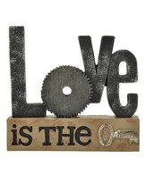 Love Is the Key Block Figure