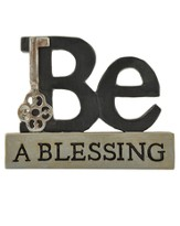 Be A Blessing Block Figure