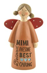 Beloved Mimi Blessings Angel Figure