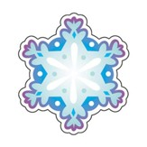 Snowflake Mini Accents
