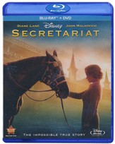 Secretariat, Blu-ray/DVD