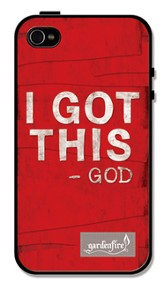 I Got This, iPhone 4 Case