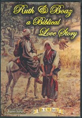 Ruth & Boaz a Biblical Love Story DVD