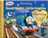 Thomas & Friends: Goodnight, Little Engine Record-A-Story Recordable Book