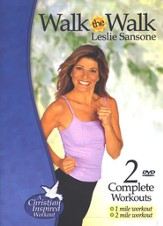 Walk the Walk: 1 & 2 Mile Workouts, DVD