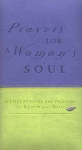 Prayers for a Woman's Soul Deluxe