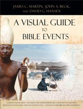 A Visual Guide to Bible Events: Fascinating Insights into Where They Happened and Why - eBook