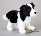 Meadow Border Collie, Plush Dog