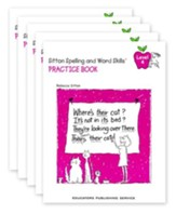 Sitton Grade 4 Practice Book 5-Pack