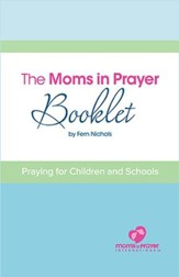 Moms In Prayer Booklet - English: Praying for Children and Schools - eBook