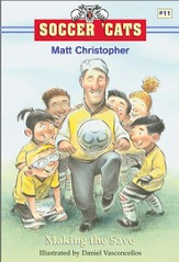 Soccer 'Cats #11: Making the Save - eBook
