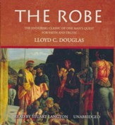 The Robe - unabridged audiobook on CD