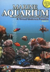Marine Aquarium: A Virtual Undersea Paradise Version 2.5 CD-ROM