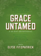 Grace Untamed: A 60-Day Devotional - eBook