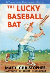 The Lucky Baseball Bat: 50th Anniversary Commemorative Edition - eBook