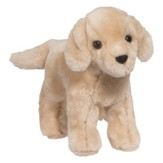 Cornell Yellow Lab, Plush Dog