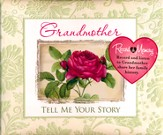 Grandmother Tell Me Your Story: Record a Memory Soundbook Journal