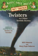 Magic Tree House Fact Tracker #8: Twisters & Other Terrible Storms