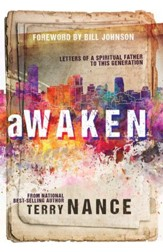 Awaken: Letters of A Spiritual Father To This Generation - eBook