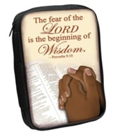 The Fear Of the Lord Is the Beginning Of Wisdom Bible Cover