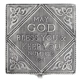 May God Bless You and Keep You Keepsake Box