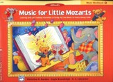 Music for Little Mozarts, Music Workbook, Book 1