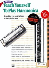Teach Yourself to Play Harmonica Kit (Book & Hohner Harmonica)