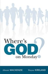 Where's God on Monday? - eBook