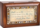 God Is So Big, Jeweled Music Box