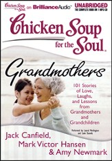 101 Stories of Love, Laughs, and Lessons from Grandmothers and Grandchildren - unabridged Audiobook on MP3 - Slightly Imperfect