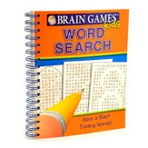 Brain Games Kids: Word Search