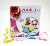 Cookies: More than 40 Indulgent Recipes (with 4 Cookie Cutters)