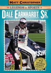 Dale Earnhardt Sr.: Matt Christopher Legends in Sports - eBook