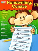 Brighter Child Handwriting: Cursive