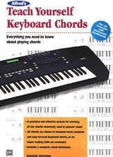 Teach Yourself Keyboard Chords, Book Only