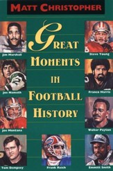Great Moments in Football History - eBook