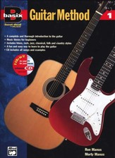 Basix ™ Guitar Method, Book 1, Book & Compact Disc