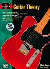 Basix ™ Guitar Theory, Book & Compact Disc